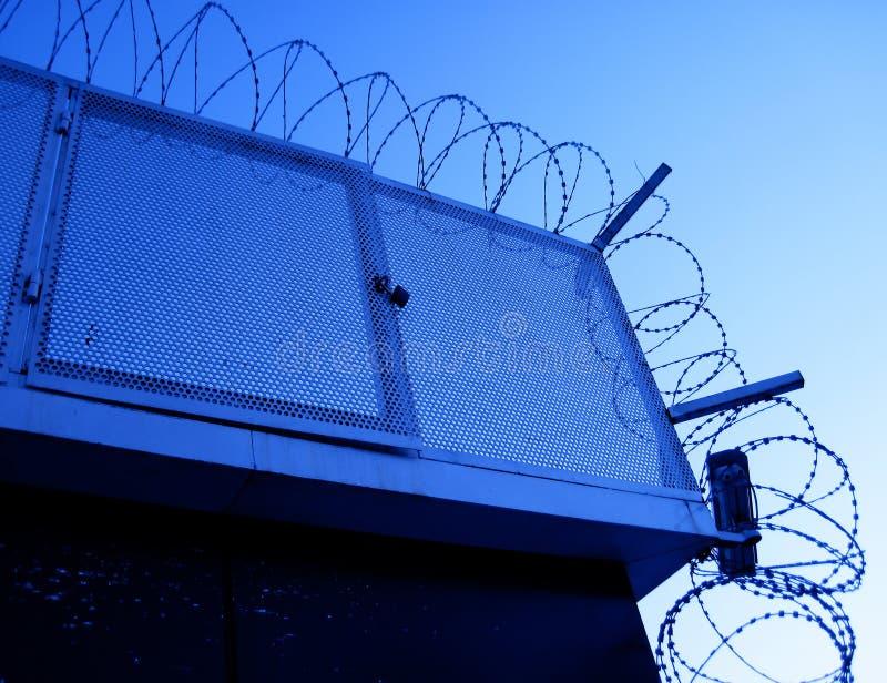 Bild av säkerhetssystemet arkivfoto