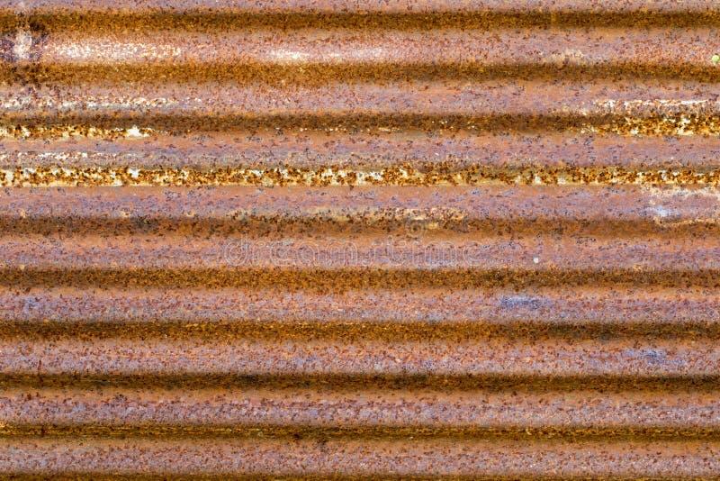 Bild der Hintergrundbeschaffenheit des alten rostigen Zinkschmutzes für Ihr De stockbilder