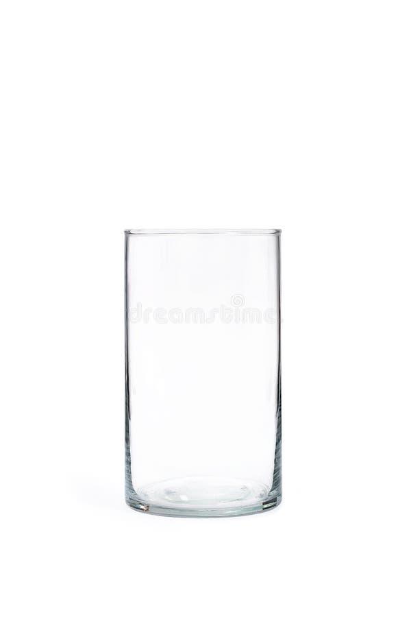Bild des transparenten Glases lizenzfreies stockbild