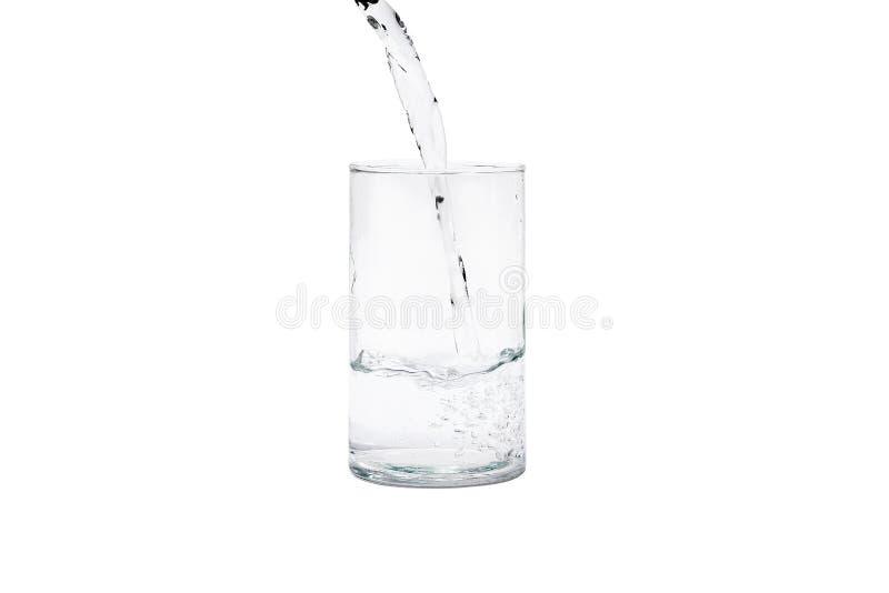 Bild des transparenten Glases stockbilder