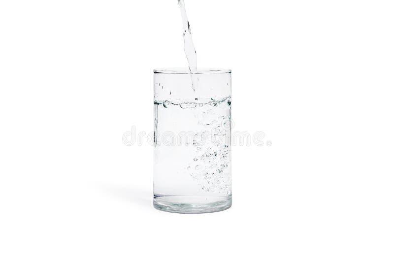 Bild des transparenten Glases stockfotos