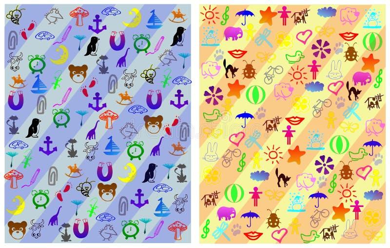 bild för bakgrundsbegreppsenergi royaltyfri illustrationer