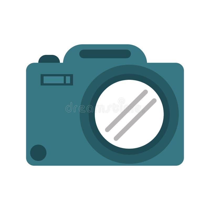 Bild för fotokamerabild vektor illustrationer