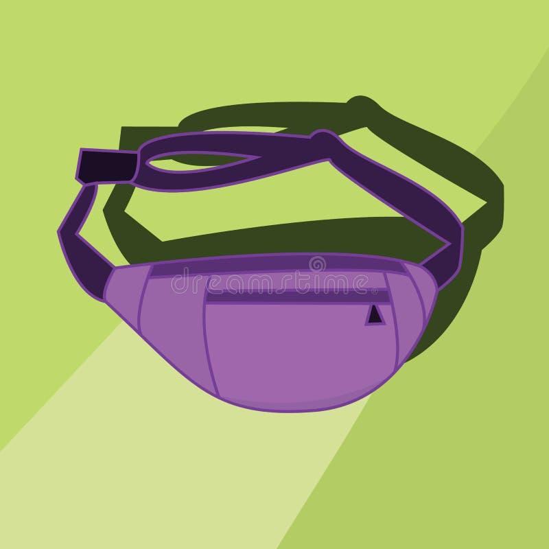 Bild Fannysatz-Vektorikone stock abbildung