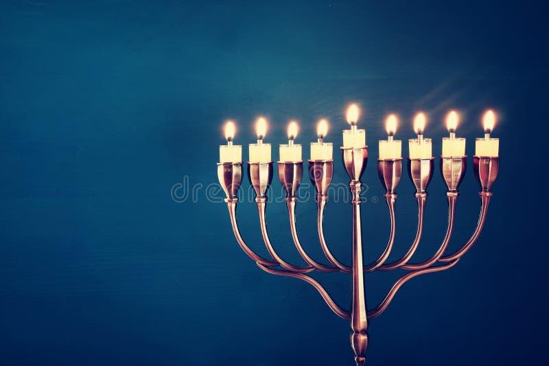 Bild jüdischen Feiertag Chanukka-Hintergrundes