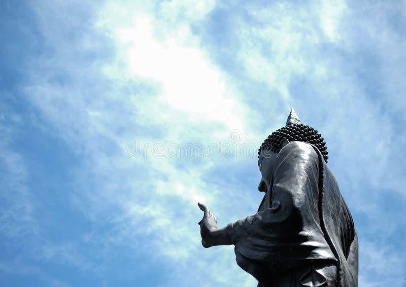 Bild von Buddha stockbild