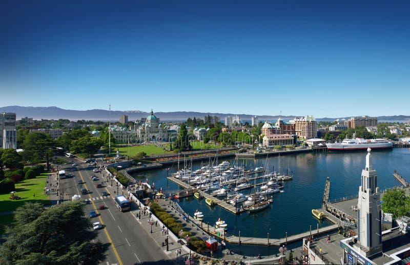 Bild von Victoria BC Kanada stockbilder