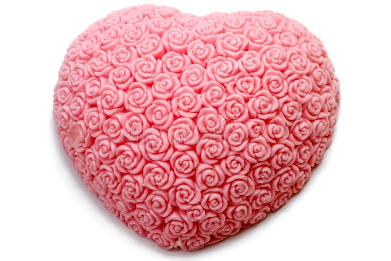bilda hjärtatvål arkivbilder