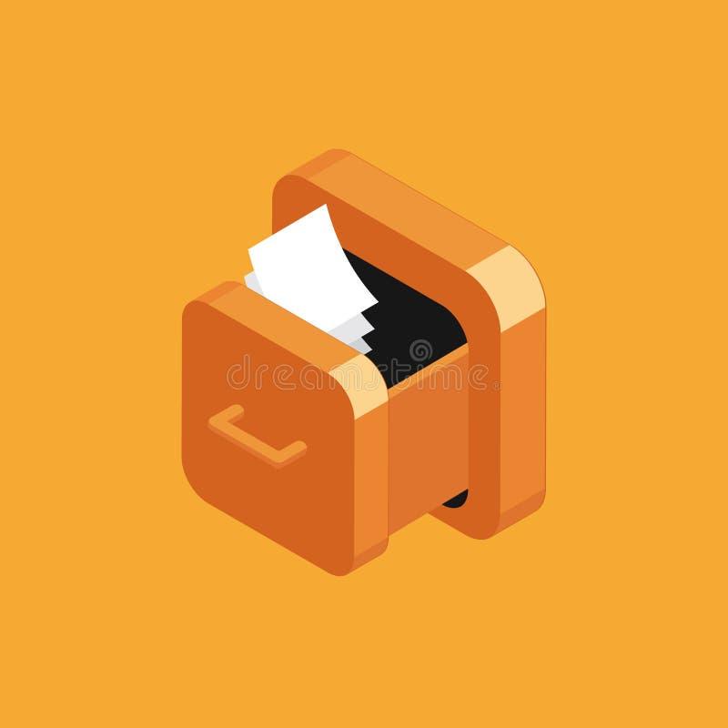 Bildeditorikone /logo Kunstillustration lizenzfreie abbildung