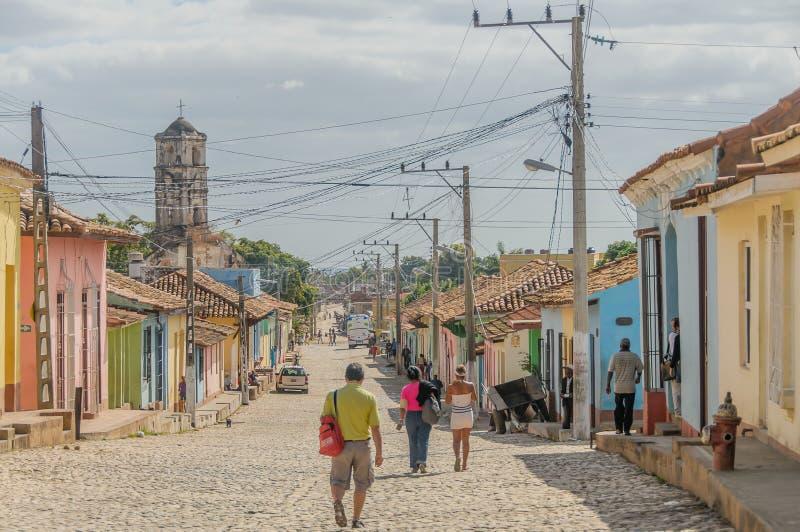 Bilder av Kuban - Trinidad royaltyfri foto