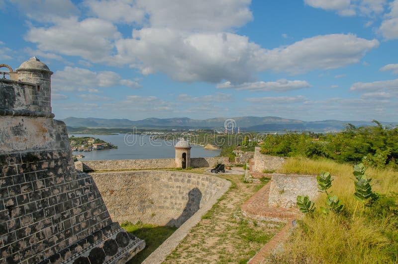 Bilder von Kuba - Santiago de Cuba lizenzfreie stockfotos