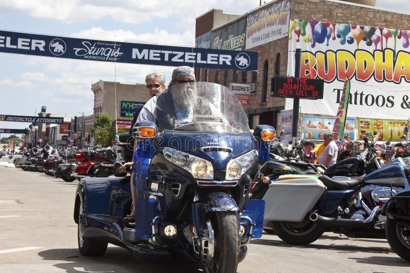 Bilder von sturgis Sammlung South Dakota stockfoto