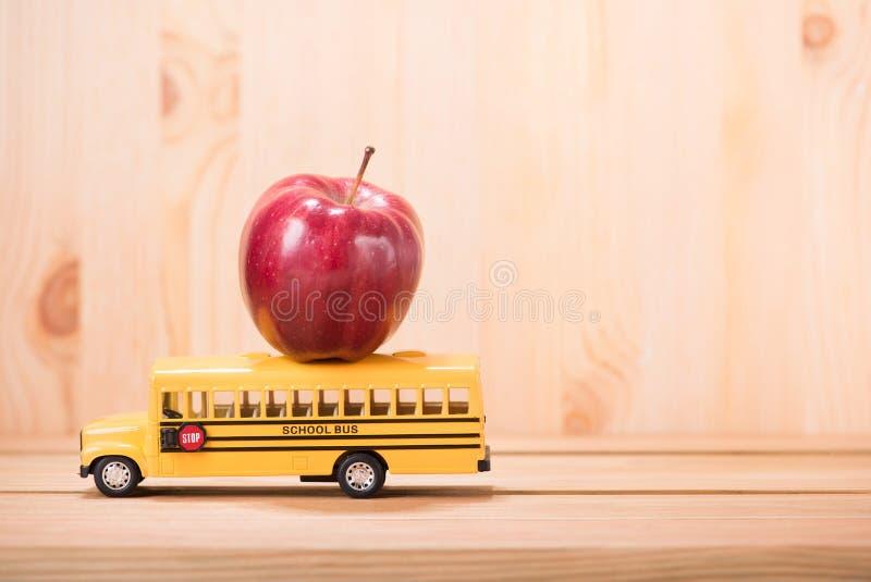 Bildung, zur?ck zu Schulkonzept mit Kopienraum lizenzfreie stockbilder