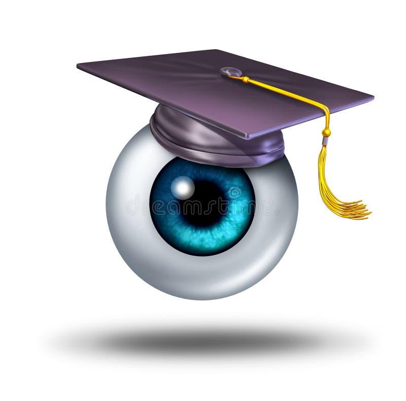 Bildungs-Vision vektor abbildung
