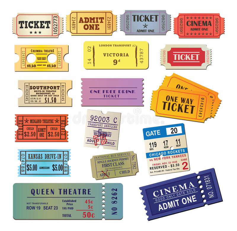 bileta rocznik