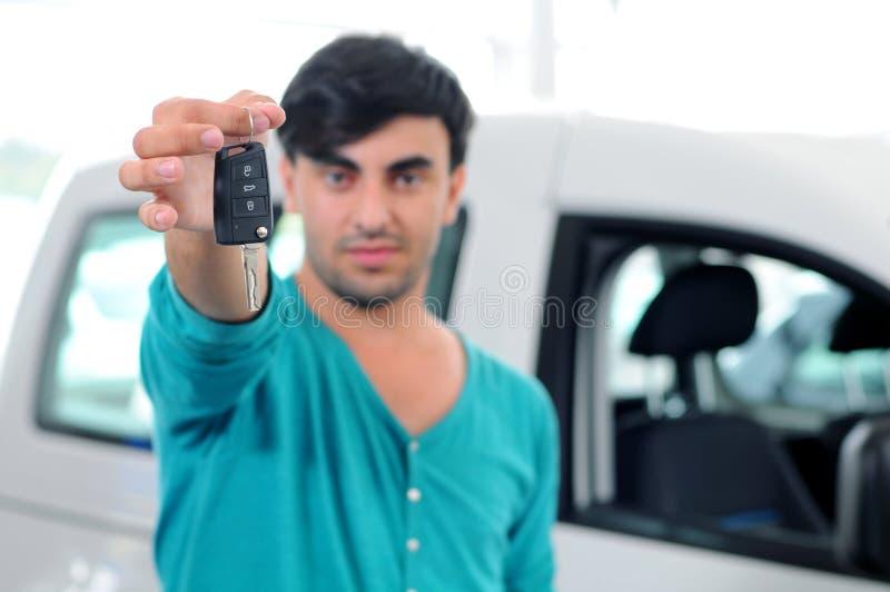 Bilförsäljningar arkivfoton