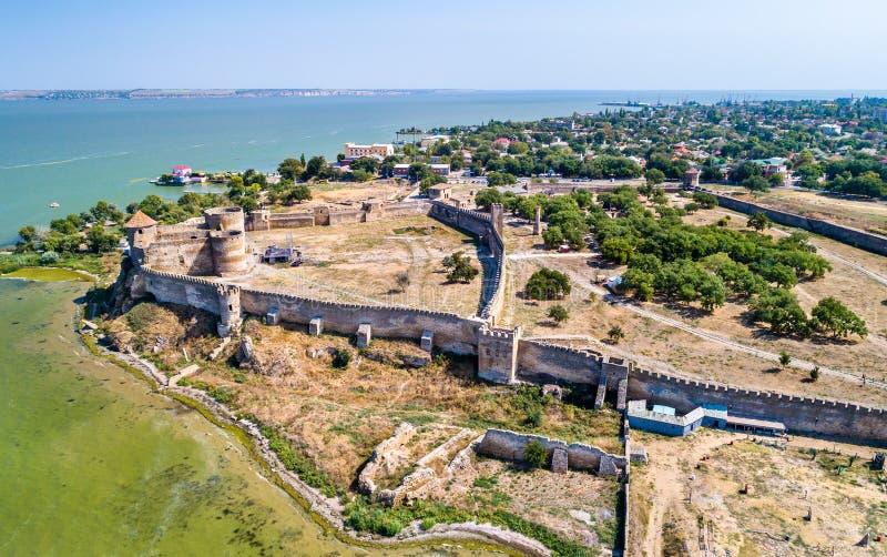 Bilhorod-Dnistrovskyi or Akkerman fortress in Ukraine. Bilhorod-Dnistrovskyi or Akkerman fortress in Odessa region of Ukraine royalty free stock photography