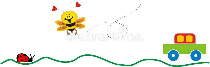 Download Bilillustration stock illustrationer. Illustration av illustration - 280753