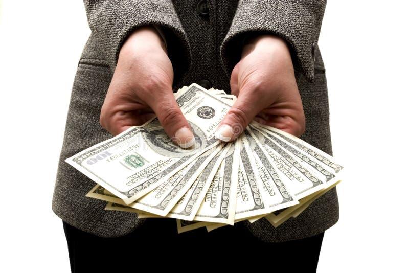 bill $ 100 zdjęcie royalty free