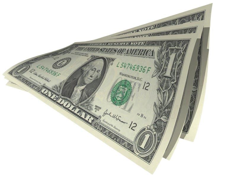 bill dolara obrazy stock
