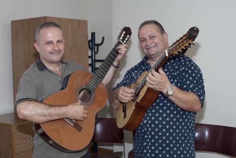 Bill And Edwin Colon Zayas Visit Yomo Toro Editorial Image