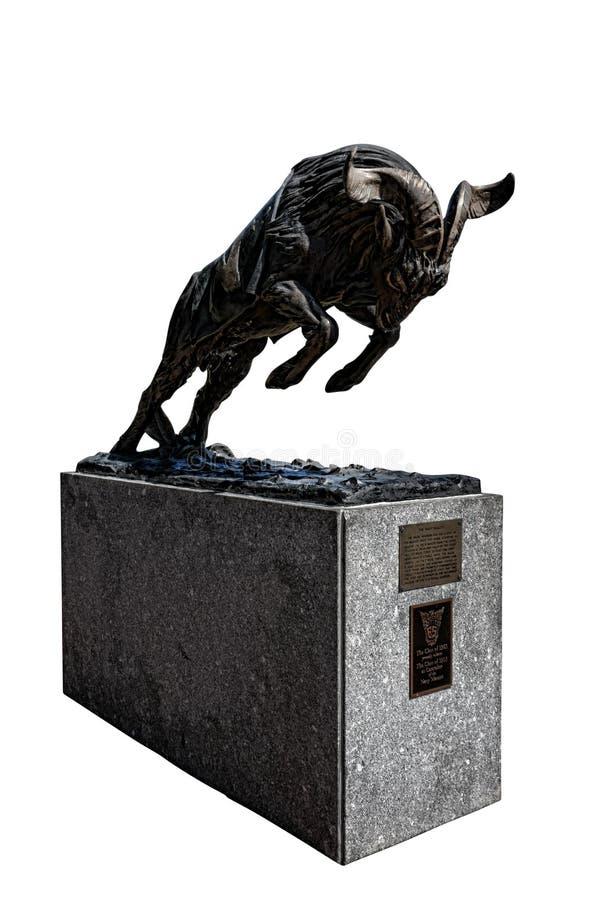 Bill the Goat United States Naval Academy Mascot stock photo