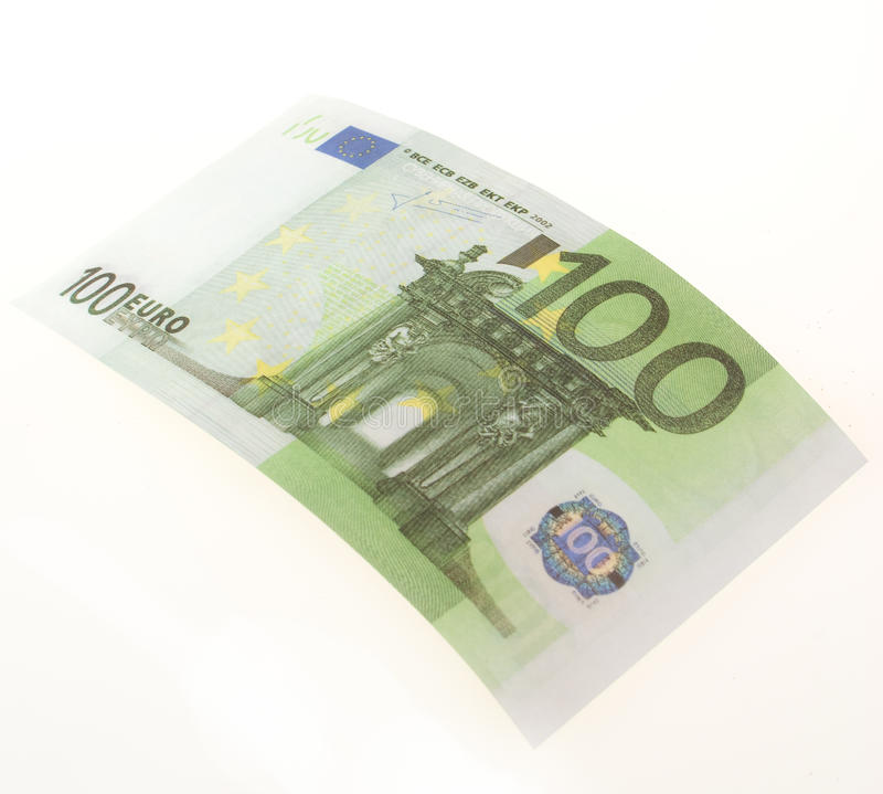 Download Bill Of Hundred Euros Royalty Free Stock Image - Image: 18208156