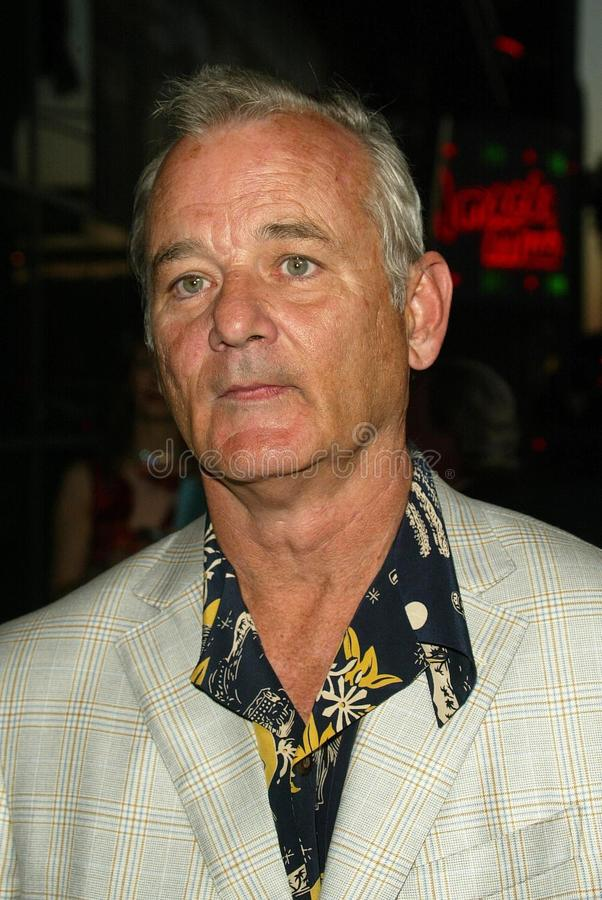 Bill Murray foto de stock royalty free