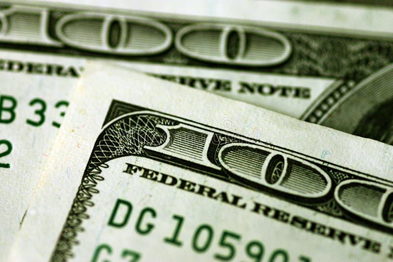 bill sto dolarów zdjęcie stock