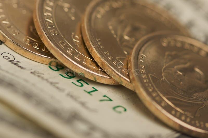 Download Bill Streszczenie Moneta Dolara Jest U Obraz Stock - Obraz: 5034265
