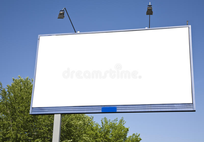 Download Billboard stock image. Image of billboard, business, copy - 19576881
