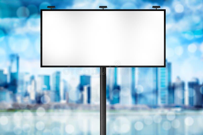Billboard stock illustration