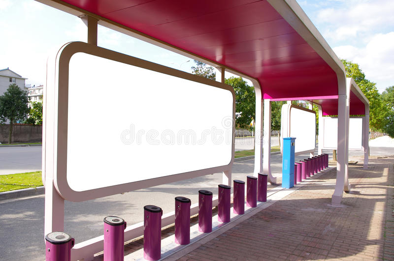 Download Billboard stock photo. Image of blank, place, placard - 22347558