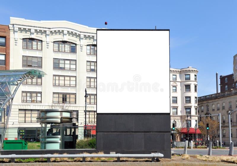 billboard obraz royalty free
