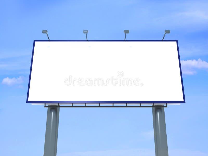 Download Billboard stock illustration. Image of banner, copy, scene - 6100226