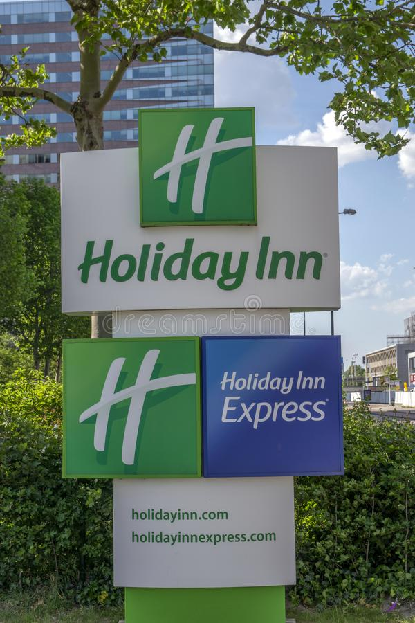 Holiday Inn editorial image. Image of holiday, copyspace ...
