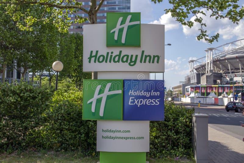 Holiday Inn Express editorial image. Image of latin ...