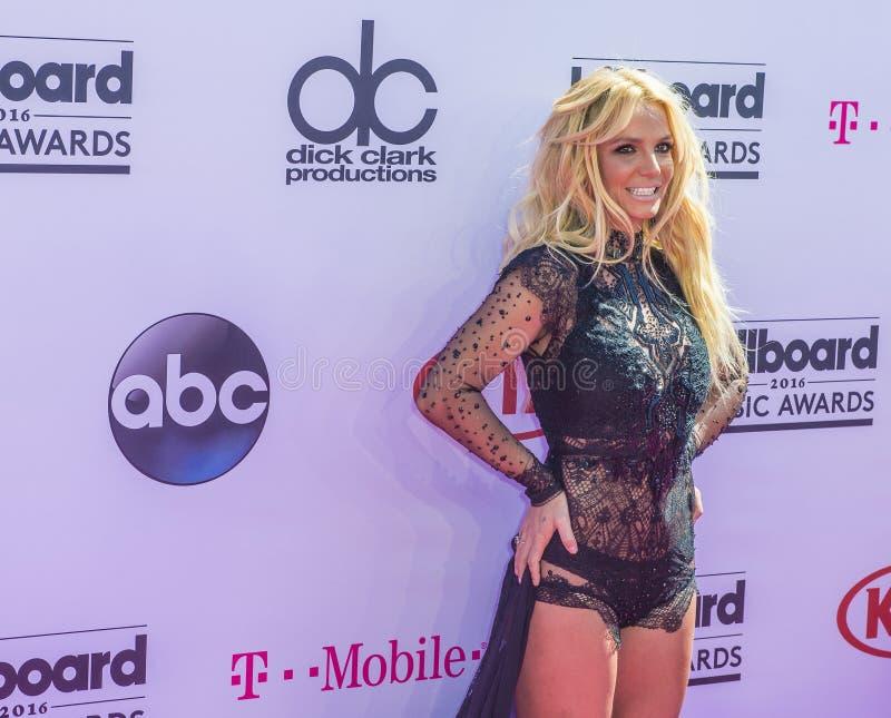 2016 Billboard Music Awards stock photo
