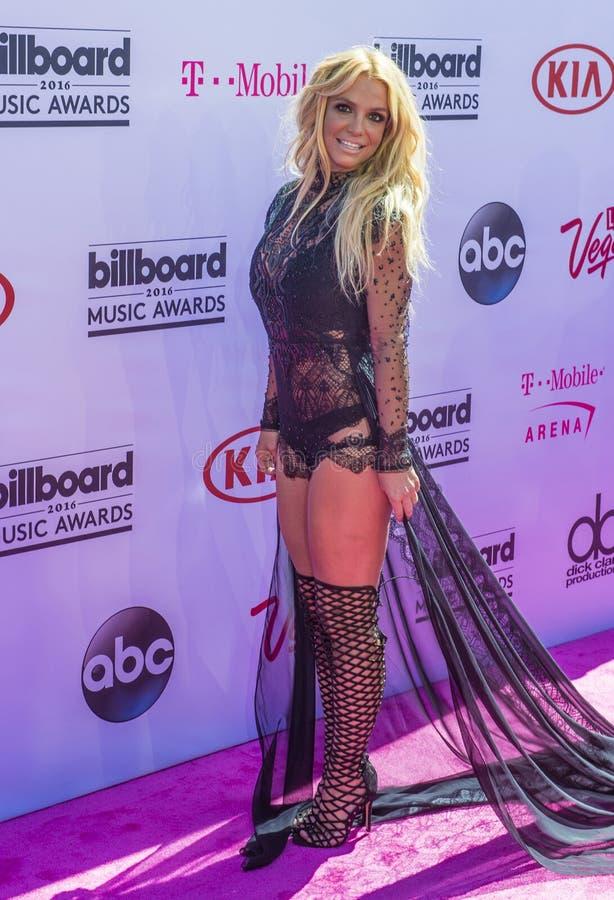2016 Billboard Music Awards stock photography