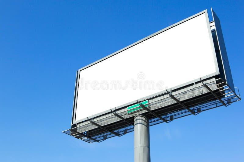 billboard pusty obraz stock