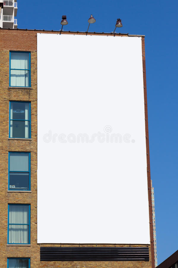 Billboard - Urban Design stock image