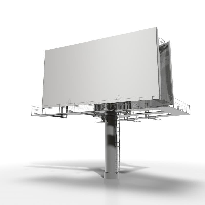 Billboard z kopii przestrzenią zdjęcia stock