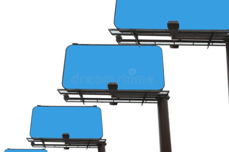 Billboards stock images