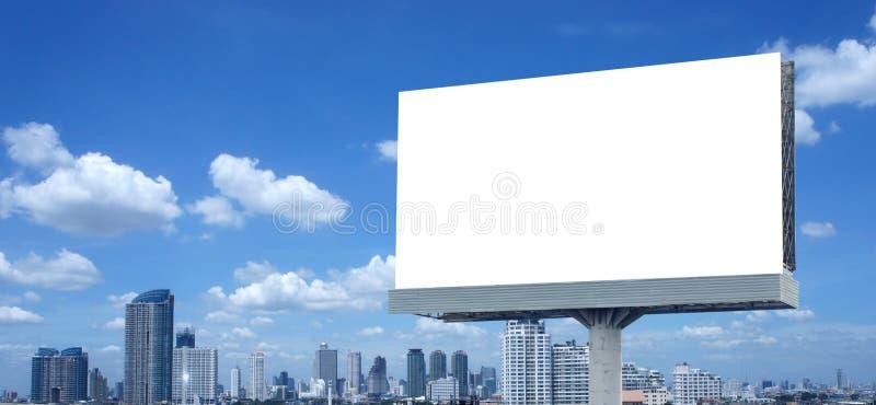 billboardu puste miejsce obrazy stock