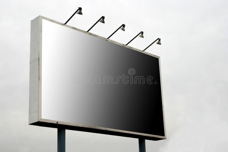billboardu puste miejsce zdjęcie royalty free