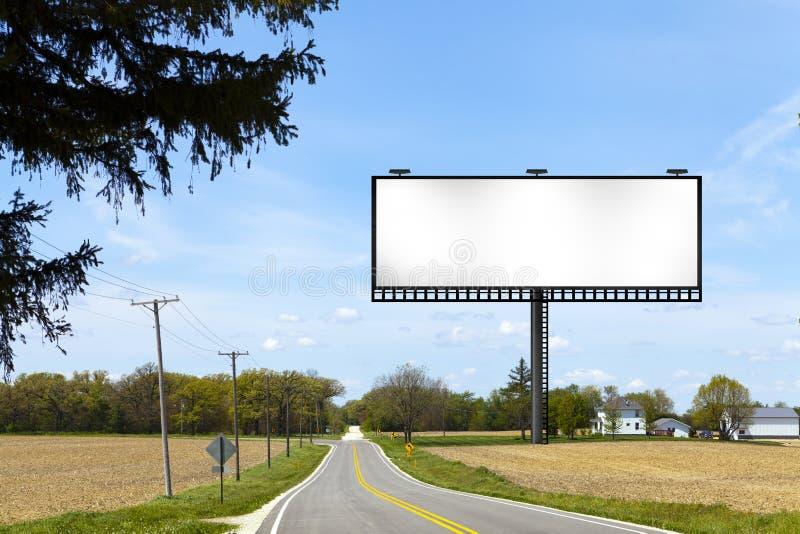 billboardu znak fotografia royalty free