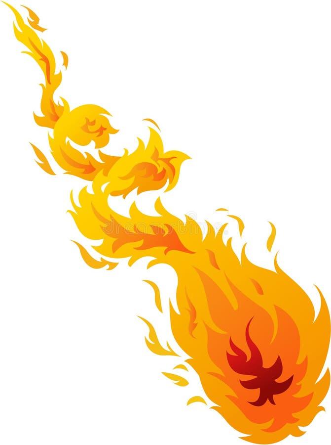 Bille D Incendie 01 Images stock