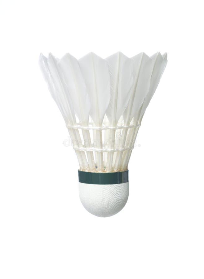 Bille de badminton photo libre de droits