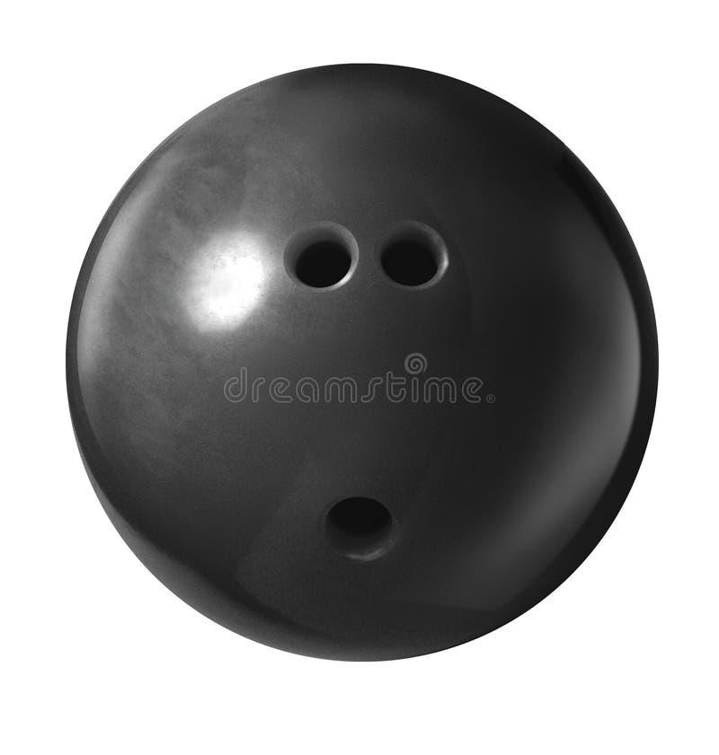 Bille de bowling photos libres de droits