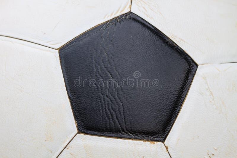 Bille de football modifiée images libres de droits
